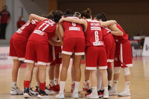 Η γυναικεία ομάδα μπάσκετ του Ολυμπιακού