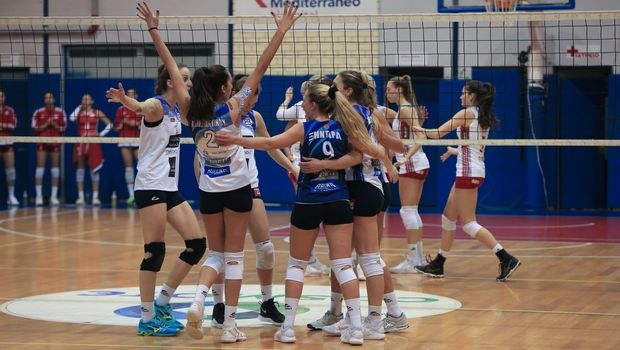 Volleyleague γυναικών: Η Εβίτα Ξηντάρα MVP της 6ης αγωνιστικής