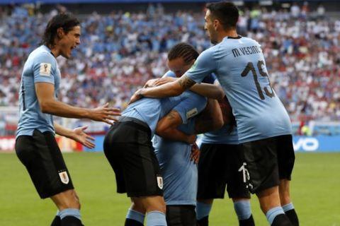Τα γκολ στο Ουρουγουάη - Ρωσία (VIDEO)