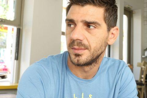 """Κατσουράνης: """"Δεν θα το παίξω Ζορό για το ελληνικό ποδόσφαιρο"""""""