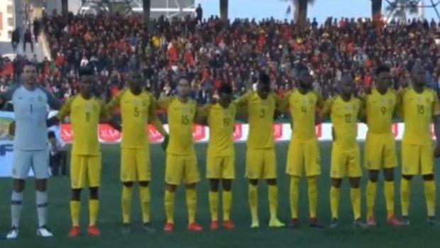 Οι Νοτιοαφρικανοί άκουσαν τον εθνικό τους ύμνο σε... remix