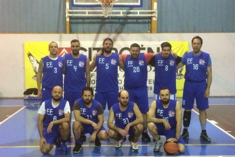 Δημοσιογράφοι και Τεχνικοί παίζουν μπάσκετ για φιλανθρωπικό σκοπό