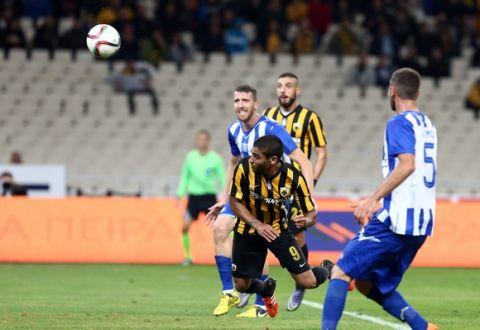Καταιγιστική η ΑΕΚ, συνέτριψε με 5-1 τον Ηρακλή