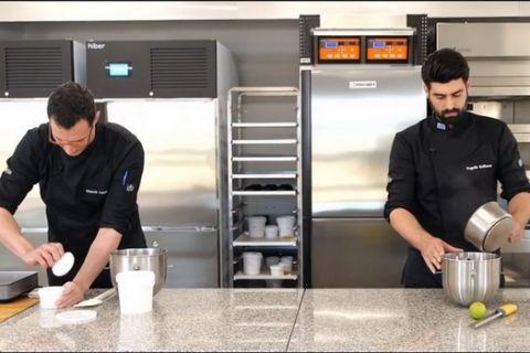 Η Ελλάδα κερδίζει το Masters of Pastry 2021