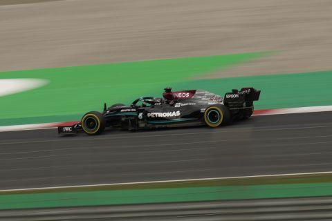 Ο Lewis Hamilton στο τουρκικό Grand Prix