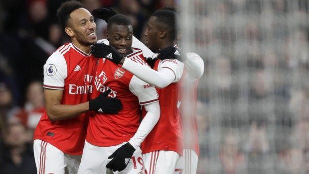 Άρσεναλ - Έβερτον 3-2: Ζωντανή στη μάχη του Champions League