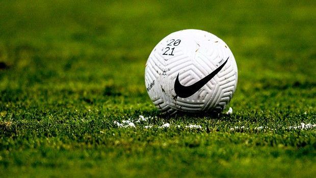 Μπάλα από παιχνίδι της Super League 2020-21