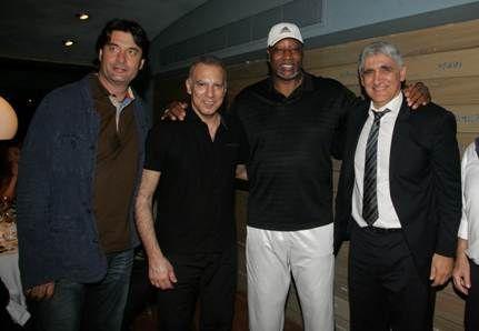 Ο Γκάλης και οι φίλοι του...