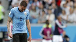 Απίστευτο, έκλαιγε την ώρα του αγώνα ο Χιμένες για τον αποκλεισμό της Ουρουγουάης