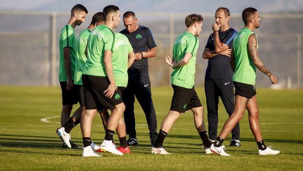 Με 30 παίκτες στην Ολλανδία ο Παναθηναϊκός