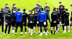 ΑΕΚ: Οι παίκτες έμαθαν από τα ΜΜΕ το τέλος του Ουζουνίδη