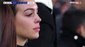 Γιουβέντους: Έβαλε τα κλάματα η Χεορχίνα μετά το τρίτο γκολ του Ρονάλντο