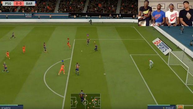 AntetokounBros: Παίξανε FIFA δύο εναντίον δύο σε Live Stream