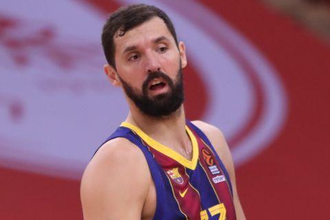 Ο Νίκολα Μίροτιτς απέναντι στον Ολυμπιακό