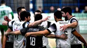 Κύπελλο βόλεϊ ανδρών: Στο Final 4 o ΠΑΟΚ, 3-0 τον Παναθηναϊκό