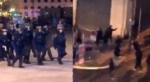 Συμπλοκές μεταξύ οπαδών της Μαρσέιγ και της Λάτσιο με 3 τραυματίες