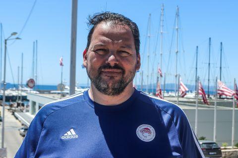 Ο Χάρης Παυλίδης σε συνέντευξη στο SPORT24 και την Μαρία Καούκη