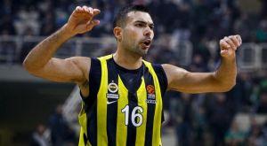 EuroLeague: Υποψήφιος για την ομάδα της 10ετίας και ο Σλούκας