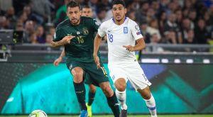 Ιταλία – Ελλάδα 2-0: Καλά στοιχεία για 60 λεπτά η γαλανόλευκη