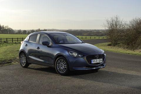 Αναβαθμίστηκε το Mazda2