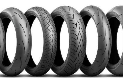 Νέα ελαστικά της Bridgestone για μοτοσυκλέτες