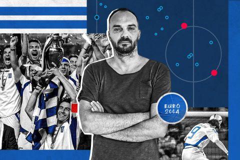 "Euro 2004: Το SPORT24 διαλύει το ψέμα ότι ""κοιμήθηκε ο Θεός"" στον θρίαμβο της Ελλάδας στην Πορτογαλία"