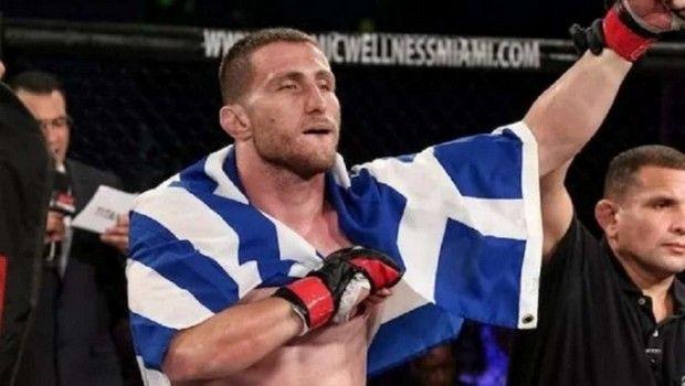Ανδρέας Μιχαηλίδης: Τ' όνομά του στην επίσημη κάρτα που ανέβασε το UFC Europe
