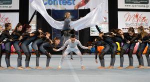 """Πανταζή: """"Σημαντική διοργάνωση το Cosmogym Festival & Contest"""""""