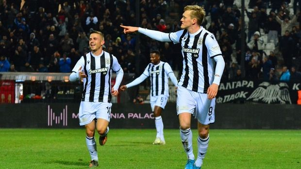 ΠΑΟΚ - Αστέρας 3-1: