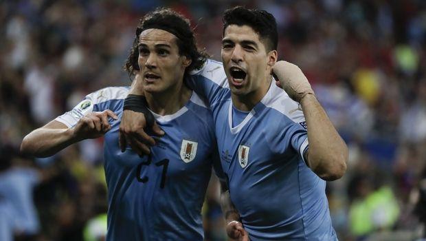 Κόπα Αμέρικα: Κορυφή η Ουρουγουάη, πέρασε η Παραγουάη