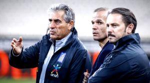 Άγγελος Αναστασιάδης και Άγγελος Μπασινάς στο Total Football