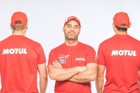 Η Motul χορηγός της Wolf-Racing στο Πανελλήνιο Πρωτάθλημα 2016