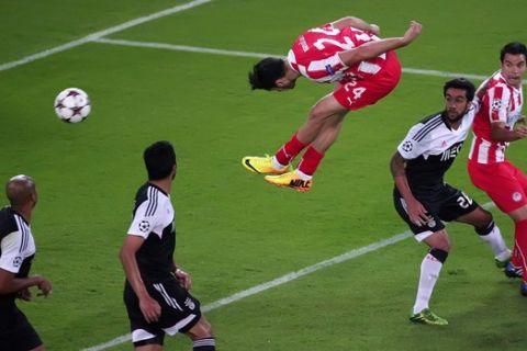 Ολυμπιακός - Μπενφίκα 1-0