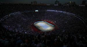 Παγκόσμιο ρεκόρ προσέλευσης σε αγώνα τένις για το Ζβέρεφ – Φέντερερ στο Μεξικό