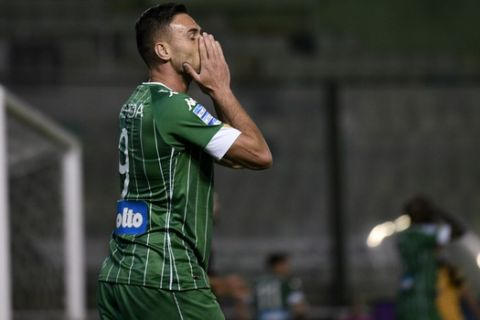 Ο Φεντερίκο Μακέντα απογοητευμένος μετά από ισοπαλία του Παναθηναϊκού με την ΑΕΚ