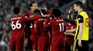 Premier League: Πεντάρα η Λίβερπουλ, με Αγκουέρο η Μάντσεστερ Σίτι