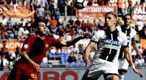 Ουντινέζε – Ρόμα 1-0: Νέα εκτός έδρας «σφαλιάρα» για τους «τζαλορόσι»