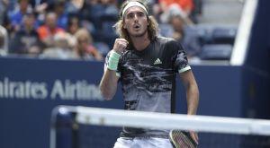 """Τσιτσιπάς: Με ανατροπή στους """"8"""" του China Open"""