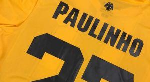 AEK: Υπέγραψε ο Παουλίνιο και πήρε το 27