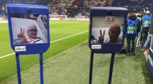 Λυών – Μπαρτσελόνα: Δυο σοβαρά άρρωστα παιδιά είδαν το ματς μέσω ρομπότ