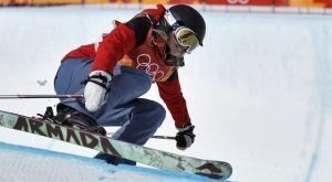 H Ελίζαμπεθ Σουάνι συμμετείχε στο half-pipe skiing χωρίς να ξέρει… σκι!