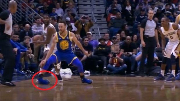 Τρομακτικός τραυματισμός για τον Curry