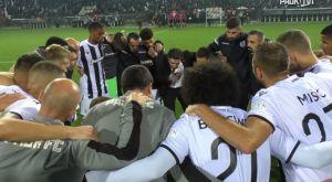 ΠΑΟΚ: Η πωρωτική ομιλία του Φερέιρα μετά το 2-2 με τον Παναθηναϊκό