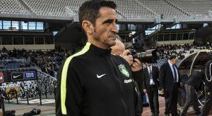 Χιμένεθ: «Όλοι μαζί για την καλύτερη ΑΕΚ της νέας σεζόν»