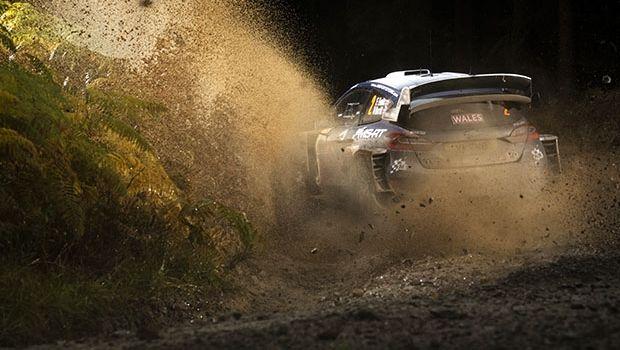 Ράλι Ουαλίας (ΕΔ6): Τάνακ, με κεκτημένη ταχύτητα!
