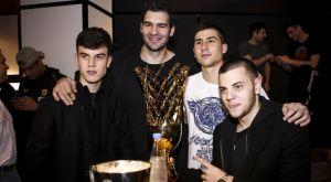 Ατελείωτο πάρτι στην ΑΕΚ για την κατάκτηση του Κυπέλλου Ελλάδος!