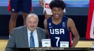 FIBA U17: Έσπασαν κάθε ρεκόρ οι ΗΠΑ