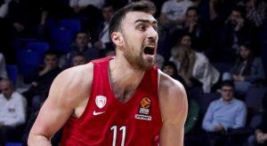 Ολυμπιακός – Λαύριο 103-80: Με σούπερ Μιλουτίνοβ και Αγραβάνη