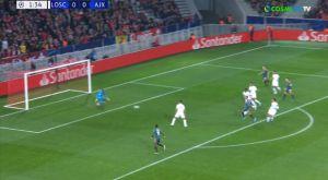 Λιλ – Άγιαξ: Ο Ζιγιές πέτυχε το γρηγορότερο γκολ στο φετινό Champions League