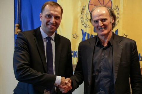 Επίσημο: Ο Ιβάνοβιτς στη θέση του Κουρτινάιτις!